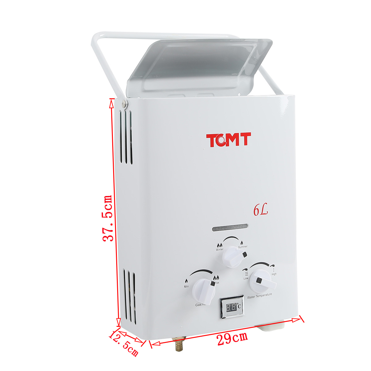 how to make a instant hot water heater